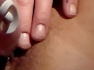 Homemade Pussy Really Tease Toys Wet