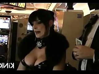 BDSM Car Chick Big Cock Domination Double Penetration Fetish Fuck