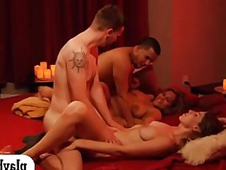 Blowjob Couple Group Sex Ladyboy Orgy Playing Really