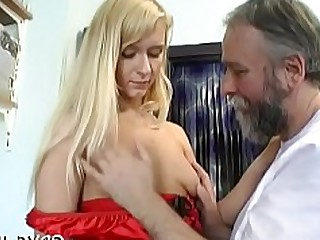 18-21 Amateur Blowjob Fuck Hardcore Licking Old and Young Orgasm
