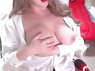18-21 Big Tits Boobs Korean Masturbation Webcam