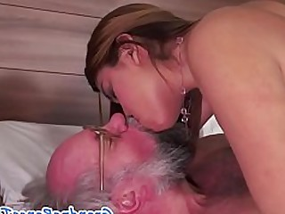 Amateur Babe Doggy Style Double Penetration Fuck Granny Nasty Old and Young