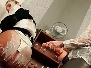 Babe Brunette Bukkake Big Cock Crazy Cum Cumshot Dolly