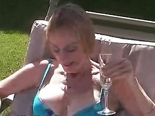 Amateur Blonde Blowjob Creampie Cumshot Granny Horny Hot