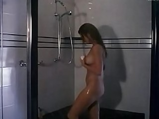 Dress Juicy Nude Redhead Shower Undressing