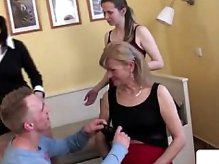 Big Cock Granny Kinky Mammy Mature Old and Young Orgy Teen