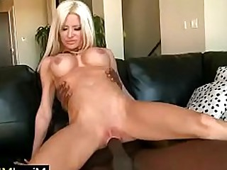 Black Big Cock Hardcore Homemade Hot Housewife Interracial MILF